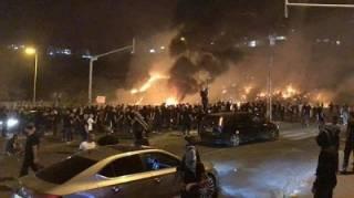 Израиль потерял контроль над одним из своих городов. Там началась гражданская война