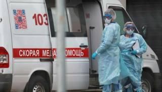 Коронавирус в Украине: почти вся страна «пожелтела»
