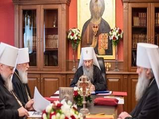 Итоги Священного Синода УПЦ: подготовка к организации миссий зарубежом, введение медкапелланства, съезд монашества