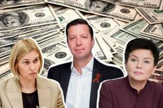 ЗМІ: Конвертатор Костянтин Круглов займається обналом під прикриття скандальних Юлії Шадевської та Ганни Чуб