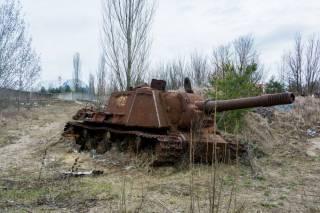 Последняя война сталинской самоходки