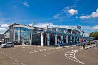 Аэропорт «Киев» планируют надолго закрыть