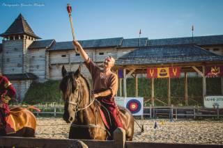 Киевщина примет Фестиваль конных боевых искусств