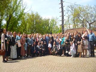 На Хортице УПЦ провела конференцию для жен священнослужителей