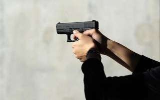 В Одессе около школы произошла стрельба
