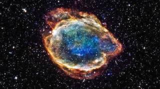Ученые нашли доказательства взрыва сверхновой звезды в окрестностях Земли
