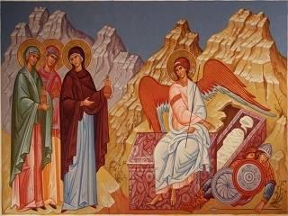 Сегодня верующие УПЦ отмечают православный женский день - память святых жен-мироносиц