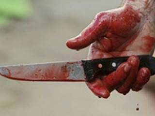 Неадекват бросался с ножом на прохожих в Виннице