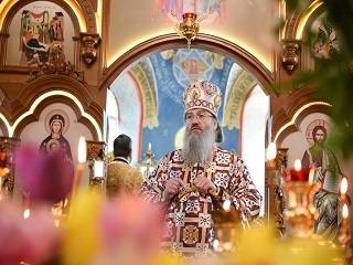 Митрополит УПЦ рассказал о христианском принципе решения споров