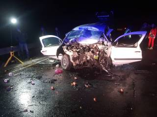 Жертвами ДТП на трассе Киев – Чоп стали два человека