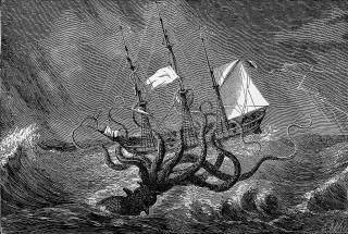 В России снимут кино о сражении субмарины и гигантского моллюска