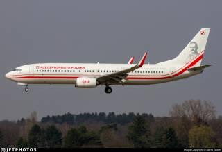 Неизвестные захватили самолет в небе над Польшей