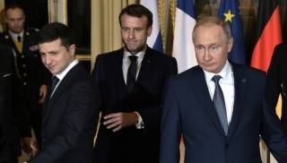 В Москве и Киеве подтвердили информацию о подготовке встречи Зеленского с Путиным