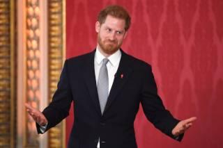 Принц Гарри признался, что употреблял наркотики