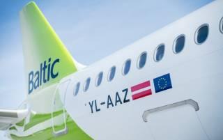 Авиакомпания AirBaltic решила облетать Беларусь десятой дорогой