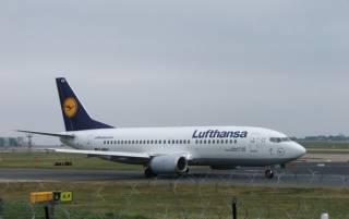 Из минского аэропорта не выпускают самолет во Франкфурт
