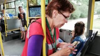 В Хмельницком участник АТО бросался с ножом на кондуктора и водителя автобуса