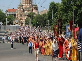 В Харькове в честь мучеников Слобожанщины пройдет крестный ход