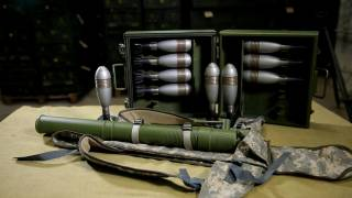 Украинский арсенал: легкие 60-мм миномёты