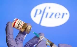 Сегодня в Украину прибудет очередная партия вакцины Pfizer