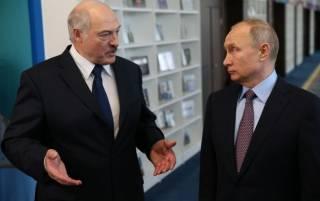 Лукашенко предложил оригинальное место для встречи Путина и Байдена