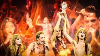 Сатанизм на Евровидении 2021
