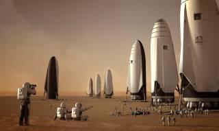 Марсианские хроники Илона Маска