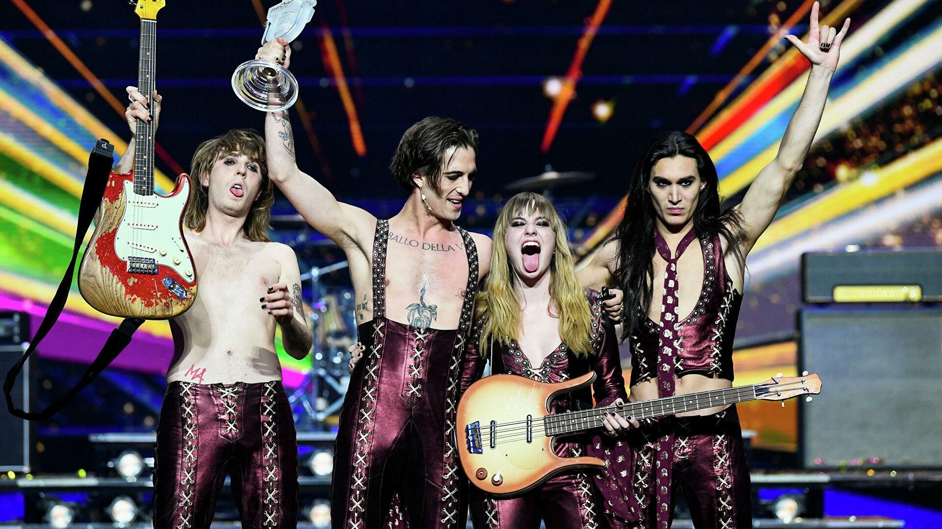 Сатанизм и Евровидение 2021