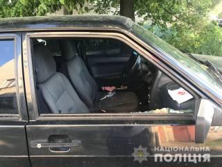 Нерадивый угонщик повредил дюжину автомобилей на Харьковщине, но так и не смог покататься
