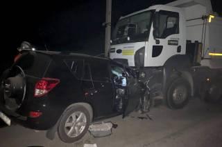 Жуткое ДТП в Днепропетровской области оборвало четыре жизни