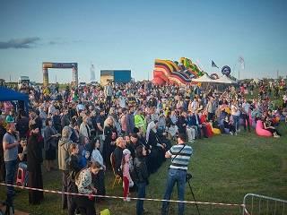 Под Одессой более 4 тыс чел собрались на семейный фестиваль УПЦ