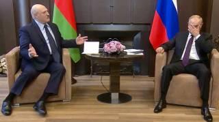 В России Лукашенко приравняли к «своевольной жене»