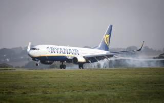 В Берлине экстренно посадили самолет Ryanair из-за сообщения о минировании
