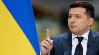 Зеленский предлагает новый формат для урегулирования ситуации в Украине