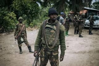 Пока украинцы спасают жителей Конго от вулканов, те массово убивают друг друга