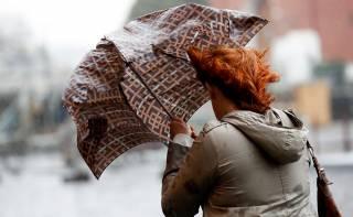 В Киеве объявленo штормовое предупреждeниe