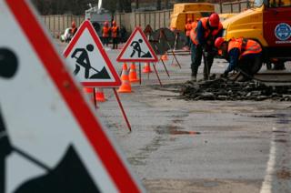 В Киеве закрывают на ремонт очередную оживленную трассу