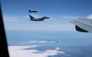 Страны НАТО проводят масштабные учения в небе над Европой, передавая привет Путину