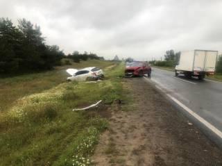 Из-за глупой ошибки водителя шестеро детей на Херсонщине оказались на больничных койках