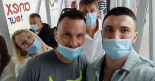 На курорте в Египте львовского врача вернули с того света
