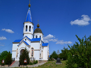 В Вознесенской епархии УПЦ опровергли сообщение, что храм в Первомайске перешел в ПЦУ