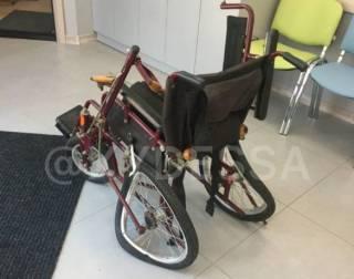 В Одессе пациентку и медбрата затянуло в аппарат МРТ вместе с инвалидной коляской