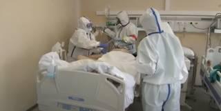 В Украине сокращают сеть больниц для пациентов с коронавирусом