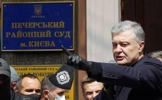 Порошенко пришел на допрос в СБУ