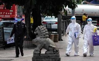 В Китае зафиксирована вспышка мощного штамма коронавируса