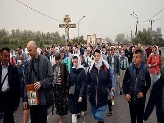 На Буковине верующие УПЦ пройдут 24 км крестным ходом