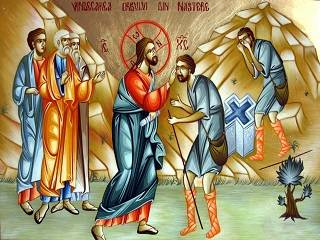 Митрополит УПЦ рассказал о евангельском чуде исцеления слепорожденного