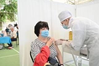 Динамика по заболеваемости коронавирусом в Украине обнадеживает