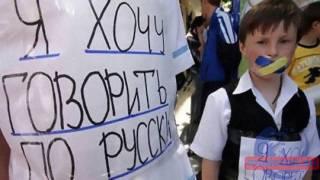 Зачем власть преследует русскоязычных граждан Украины?