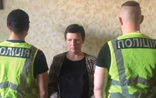 Под Киевом задержана серийная мошенница